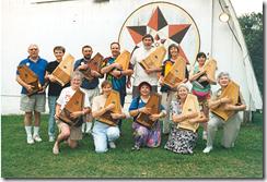 1995 Mountain Laurel Autoharp Gathering