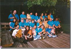 Capital 'Harpers Autoharp Club group photo 1997