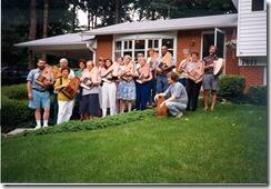 Mike Fenton Workshop August 15, 1998